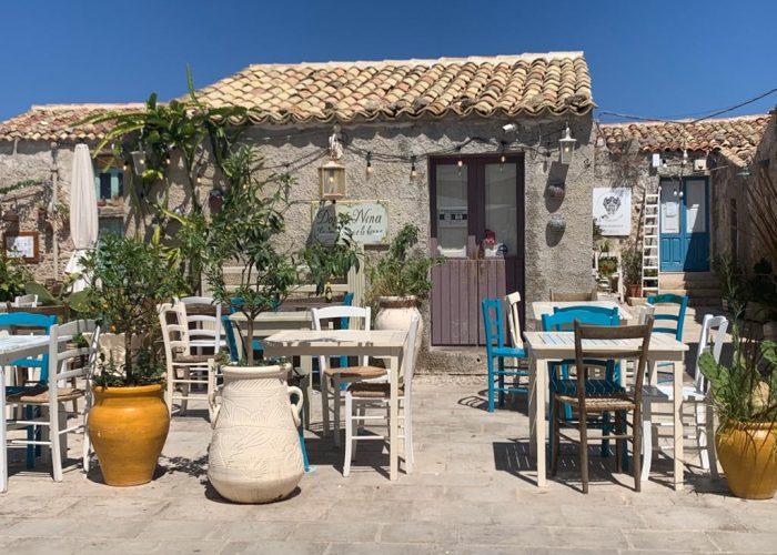 I colori del villaggio di Marzamemi nel viaggio Sicilia On The Road