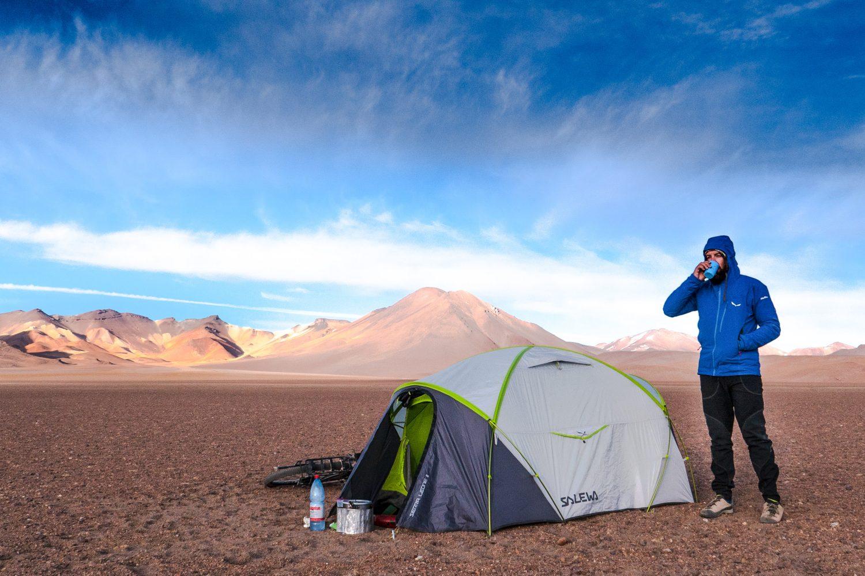 Viaggio in Bici tra la Bolivia e il Cile in Bikepacking di Maldavventura