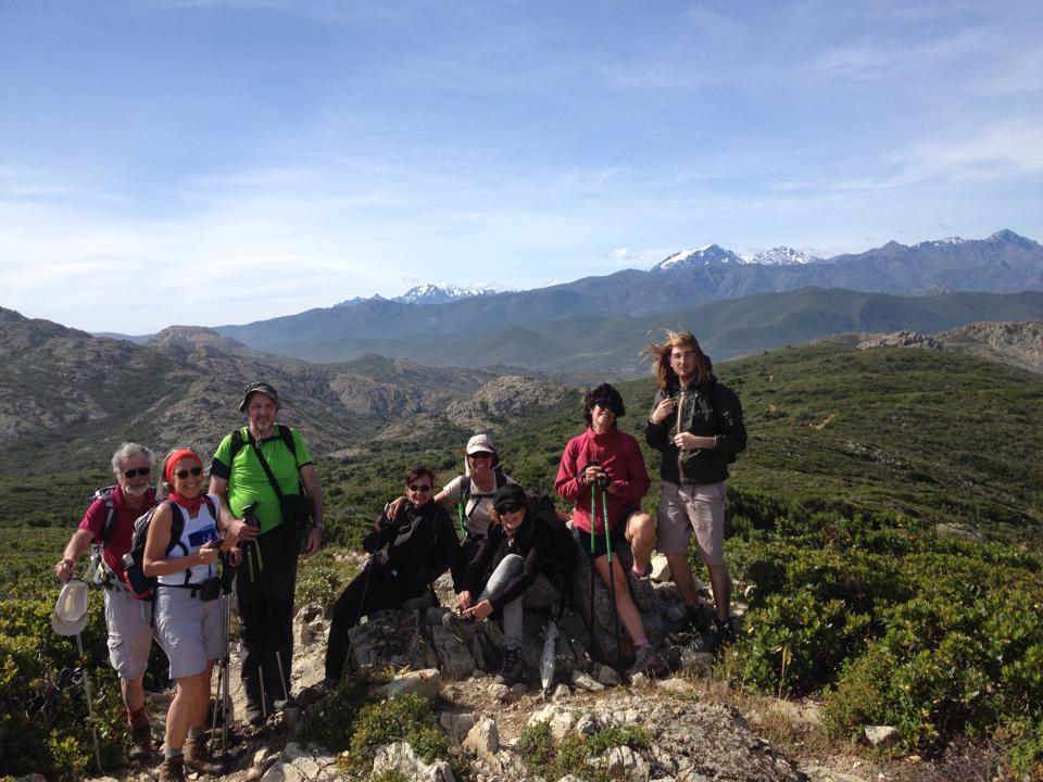 Trekking Desert des Agriates in Corsica di Maldavventura