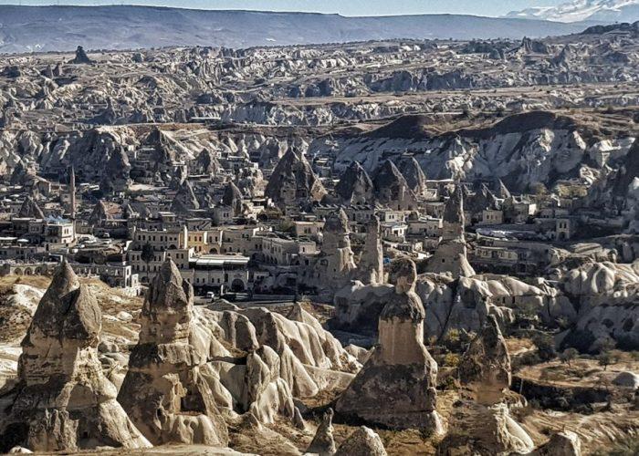 Trekking in Cappadocia con Geologo di Maldavventura