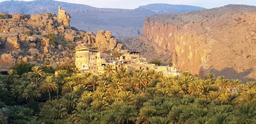 Trekking in Oman di Maldavventura