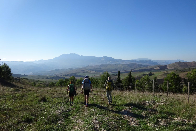 Trekking Magna via Francigena In Sicilia di Maldavventura