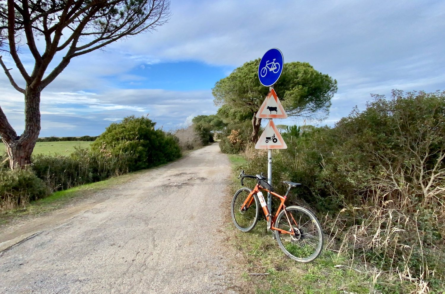Weekend in E-Bike in Maremma