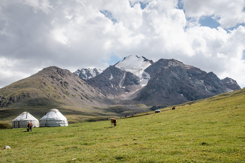 Trekking in Kirghizistan di Maldavventura