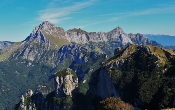Trekking Alpi Apuane: L'alta via delle Panie di Maldavventura