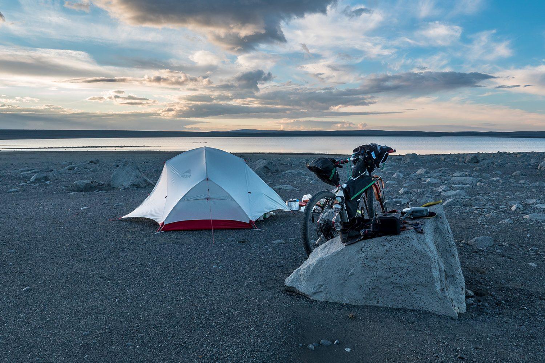 Viaggio in bici in Islanda in Bikepacking di Maldavventura