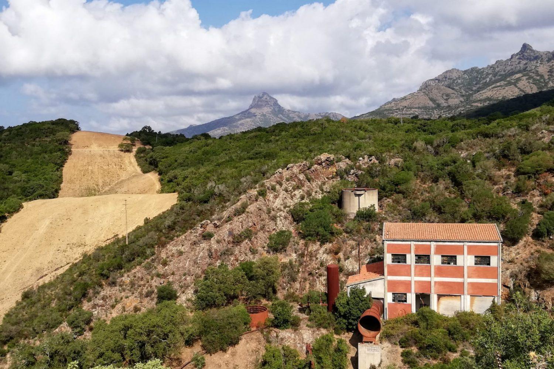 Trekking Cammino Minerario di Santa Barbara di Maldavventura