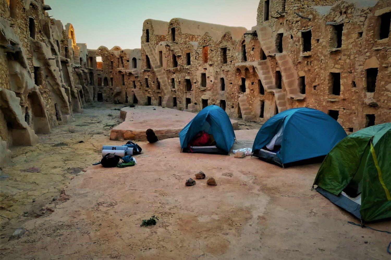in Tunisia: dai villaggi berberi al deserto del Sahara di Maldavventura