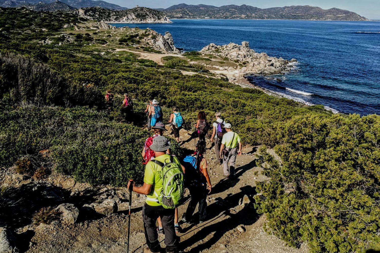 Trekking in Sardegna del sud di Maldavventura