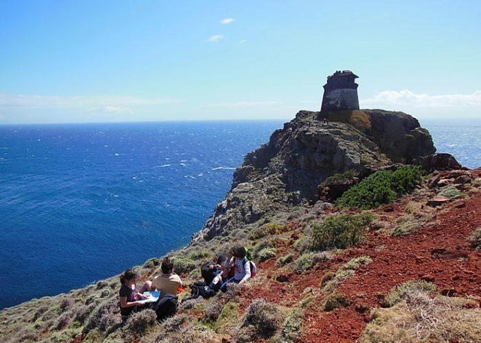 Trekking alla Selvaggia Isola di Capraia di Maldavventura