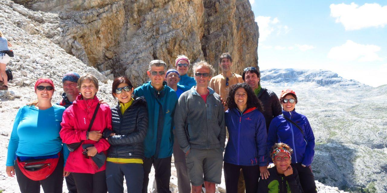 Trekking Alta Via 1 nelle Dolomiti di Maldavventura