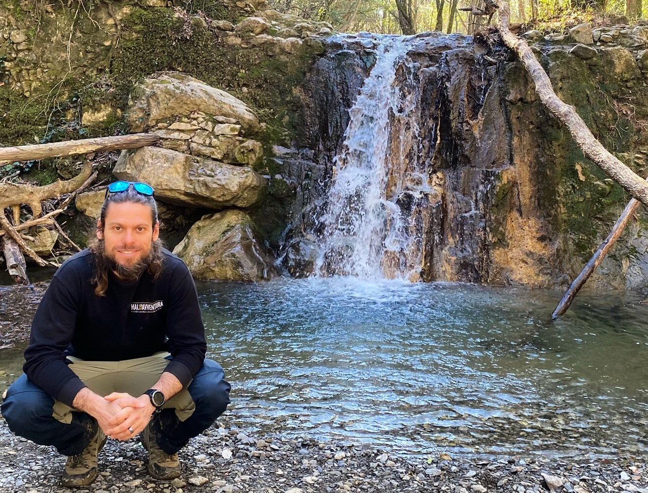 Giuseppe Gaimari la guida del weekend in trekking alla scoperta delle Colline livornesi