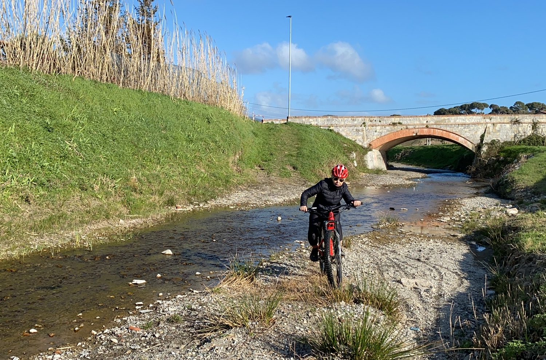 Escursione in E-Bike alla scoperta delle Colline livornesi