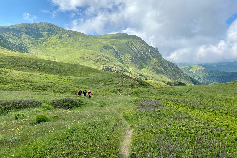 Trekking Appennino Monte Prado e Monte Cusna