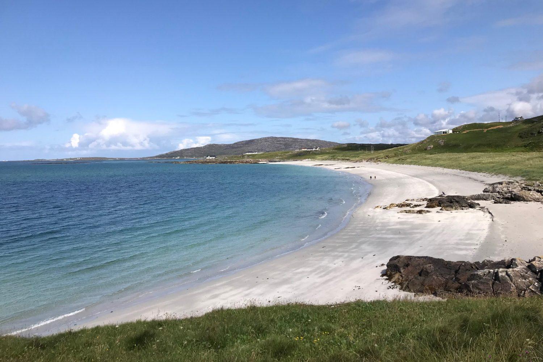 Scozia in bici la traversata delle isole Ebridi esterne