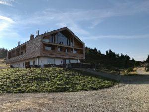Malga starkenfeld nel nostro Viaggio nelle Dolomiti