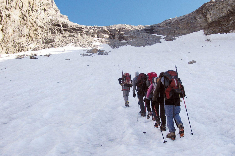 Trekking Gran Paradiso Maldavventura
