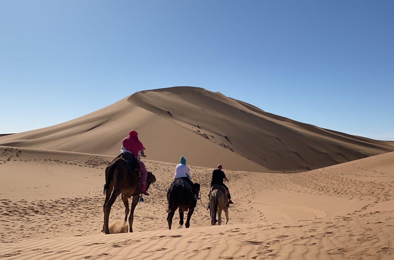 Viaggio in bici in Marocco targato Maldavventura