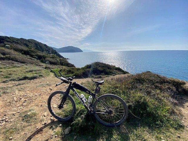 Weekend in bici lungo la Costa degli Etruschi Toscana